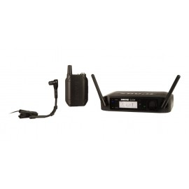 SHURE GLXD14E/B98 - дигитална инструментална безжична система